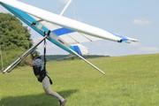 Deltavlieger Twist2 van Ellipse - uitduwen