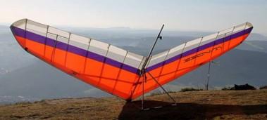 Deltavlieger Windee - foto: Ellipse Delta
