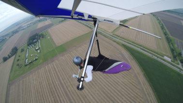 Deltavliegen boven Nieuwvliet - Joost de Wit - Randonaero Adventures